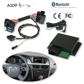 Kufatec 36431-1 - FISCON Handsfree Bluetooth PRO for AUDI Basic Plus A4 / A5 / Q5