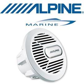 ALPINE SWR-M100w - Marine Subwoofer (white)