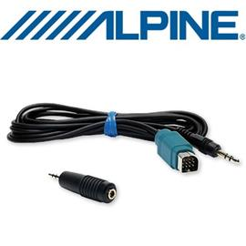 ALPINE KCE-237B - Fullspeed to mini jack adapter