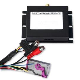 Multimedia Interface (Audio / Video) for AUDI A3 A4 A6 TT with RNS-E navigation system, 1x A/V-IN