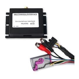 11002843 - Controlable Multimedia Interface (AV) Audi RNS-E + Rear view camera input