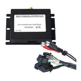 11002856 - Controlable Multimedia Interface (AV) Mercedes Comand 2.0 APS220 CD + Rear view camera input