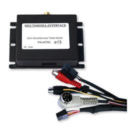 11002857 - Controlable Multimedia Interface (AV) Mercedes Comand 2.5 + Rear view camera input