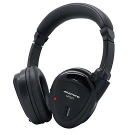 Ampire HP301 - infrared stereo headphones (1/2-channel fold-flat technology)