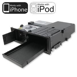 Kufatec 37587 - iPod / iPhone Retrofit-Set - AMI Audi Music Interface - RNS-E  (A3 8P / TT)