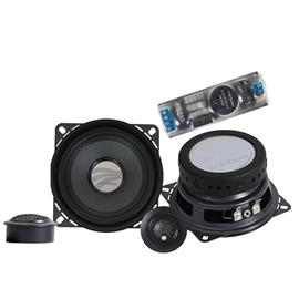 "RAINBOW DL-C4.2 Installer - 2-way system (2 x 4"" Woofer / 2 x 20 mm Tweeter / incl. crossover)"