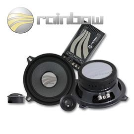 RAINBOW 231169 - DL-C5.2 Speaker 2-Way Compo Set 120W 5.25 inch 130 mm