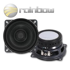 RAINBOW 231180 - DL-X4 Speaker 2-Way Coaxial Set 60W 4 inch 100 mm