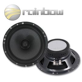 RAINBOW 231186 - DL-X6 Speaker 2-Way Coaxial Set 120W 6.5 inch 165 mm
