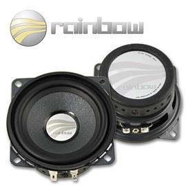 RAINBOW 231085 - DL-W4 Lautsprecher Mitteltöner-Set 80 W 4 Zoll 100 mm
