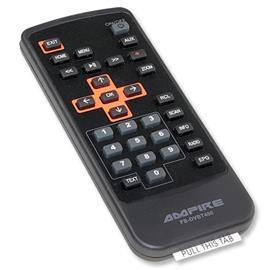 Ampire FB-DVBT400 - Infrarot Remote Control for DVBT-Receiver
