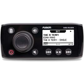 FUSION MS-RA55 - compact marine stereo system (Bluetooth A2DP / 180 Watts / AM/FM / AUX / black)