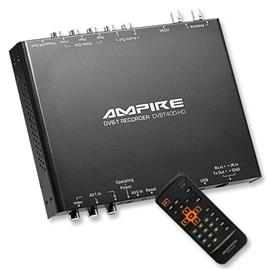 Ampire DVBT400-HD - DVB-T HD receiver with USB (MPEG2 / MPEG4 / HDMI / USB)