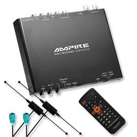 Ampire DVBT400-HD - DVB-T HD-Receiver with USB (MPEG2 / MPEG4 / HDMI / USB / 2 DVBT antenna)