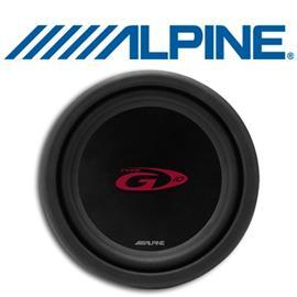 ALPINE SWG-1044 - 25 cm (10-Zoll) Subwoofer (4ohm)
