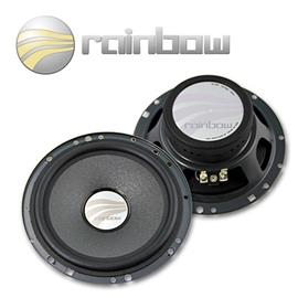 RAINBOW 231315 - 150 Watt 16,5 cm (6,5 inch) EL-W6 Experience Line Speaker Woofer Set