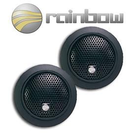 RAINBOW 231316 - 150 Watts 19 mm Experience Line EL-T19 silk - tweeter set