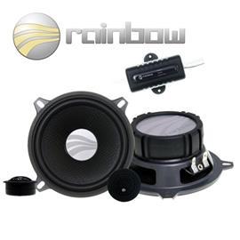 RAINBOW 231208 - 120 Watt 13 cm (5.25 inch) Experience Line EL-C5.2 Speaker 2-Way Compo Set