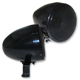 Renegade RXA 100 B - Soundsystem for Motorcycles / Scooters  (100W / black)