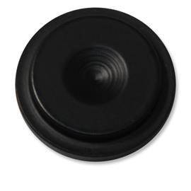 Oehlbach 55048 - Washer 20 - Unterlegscheibe für Spikes (1 Stk / schwarz)