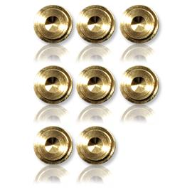 Oehlbach 55043 - Washer 20 - Washer for spikes (8 pc / gold)
