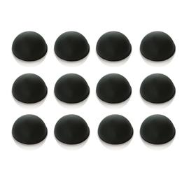 Oehlbach 55135 - One for All - Resonance damper Pucks (12 pieces / black)