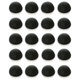 Oehlbach 55135 - One for All - Resonance damper Pucks (20 pieces / black)