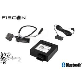 Kufatec 36496-1 - Upgrade kit UHV Low / Premium to FISCON Basic für VW / Skoda / Seat (Bluetooth / A2DP / SMS / Plug&Play)
