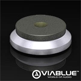 ViaBlue 50125 - QTC - Replacement discs for Spikes (4 pcs / black/silver)