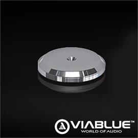 ViaBlue 50220 - HS - Replacement discs for Spikes (4 pcs / black)