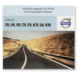 VOLVO Operating software - Navigation / Radio software Update for Volvo RTI (P/N 31266835 / 1CD)