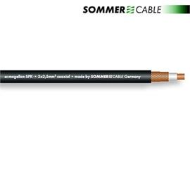 Sommer Cable SPK225 - SC-MAGELLAN - Speaker cable (1 m / 2x2,5 qmm / OFC / black)
