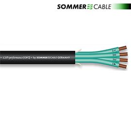 Sommer Cable SPM425 - SC-ELEPHANT - Speaker cable (1 m / 4x2,5 qmm / OFC / black)