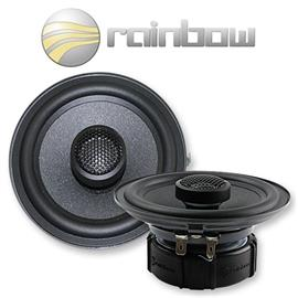 RAINBOW 231241 - IL-X 4.7 - Coaxial-Set for Mercedes (W124 / Rear / 100W / 120mm Ø)