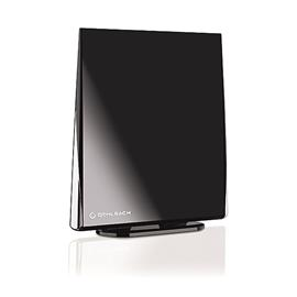 Oehlbach 17210 - Digital Flat 2.5 - Active DVB-T antenna (1 pcs / black)