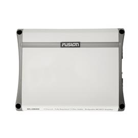 FUSION MS-AM402 - Marine 2 Channel Amplifier (400 Watts / silver)