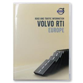 VOLVO / NAVTEQ Europe - RTI (MMM2) DVD Navigation (4 DVD) 2016 for VOLVO
