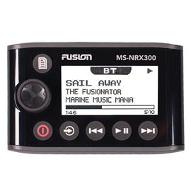 FUSION MS-NRX300 - marine remote control (IPx7 / NMEA 2000 / wired / black)
