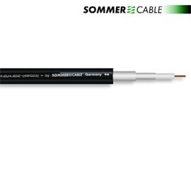 Sommer Cable 605-0241AQ - SC-AQUA MARINEX - HD-SDI-Video 75 Ohm and Phono (1 m / 1 x 1.2/4.8L / 7,4mm / black)