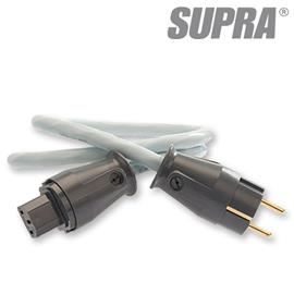 Supra Cables 3004100263 - LoRad 2.5 CS-EU Powercord 3x2,5qmm (1 piece / 1,0 m / ice blue)