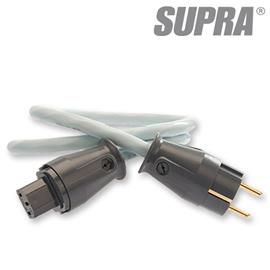 Supra Cables 3004100081 - LoRad 2.5 CS-EU Powercord 3x2,5qmm (1 piece / 2,0 m / ice blue)