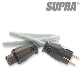 Supra Cables 3004100271 - LoRad 2.5 CS-EU Powercord 3x2,5qmm (1 piece / 4,0 m / ice blue)