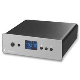 Pro-Ject Tuner Box S - Micro-sized FM-Tuner (silver)