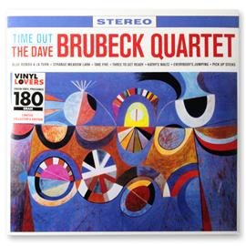 inakustik Dave Brubeck Quartet: Time Out - LP (180 gram vinyl / DMM - Direct Metal Mastercut)