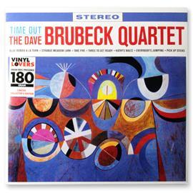 inakustik Dave Brubeck Quartet: Time Out - LP (180 gram vinyl / DMM - Direct Metal Mastercut)