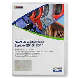VDO-Dayton/Navteq Benelux - Navigation CD for VDO non CIQ-Systems 2013/2014