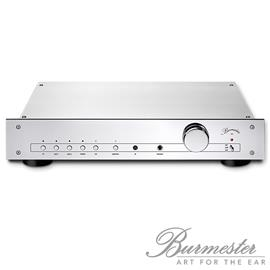 Burmester Classic Line - 101 Integrated amplifier (silver)