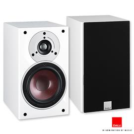 DALI Zensor 1 - 2-way bookshelf-loudspeakers (white / 1 pair)