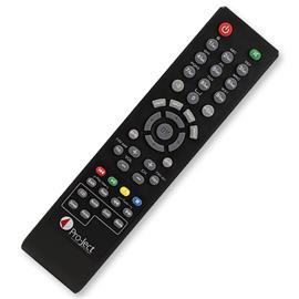 Pro-Ject Control it - All-in-one IR remote for Box Design (black)