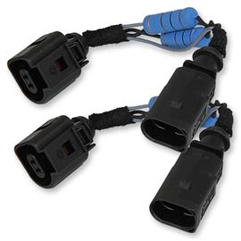 Kufatec 38488 - Adapter - plate LEDs (2 pc / VW Golf / Passat / Eos / Seat Leon)